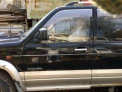 Дверь боковая. Opel Monterey Isuzu Bighorn, UBS69DW, UBS26DW, UBS73GW, UBS25DW, UBS69GW, UBS73DW, UBS25GW, UBS26GW Двигатели: 4JX1, DD, 6VE1