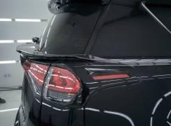 Накладка на дверь багажника. Toyota RAV4, ZSA42, ALA49, ASA44, ZSA44 Двигатели: 3ZRFE, 2ADFTV, 2ARFE