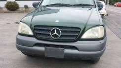 Расширитель крыла. Mercedes-Benz M-Class, W163