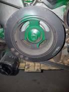 Шкив коленвала. Nissan Murano, PZ50, PNZ50, Z50 Nissan Teana, J31, PJ31 Nissan Presage, PNU31, PU31 Двигатели: VQ35DE, VQ23DE