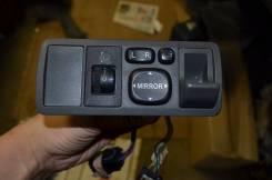 Кнопка управления зеркалами. Toyota Allion, NZT240, ZZT245, ZZT240, AZT240