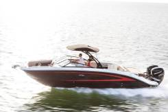 Searay. Год: 2018 год, длина 8,90м., двигатель подвесной, 250,00л.с., бензин. Под заказ
