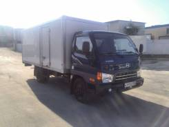 Hyundai HD65. Изотермический фургон 2012г, 4 000 куб. см., 3 000 кг.
