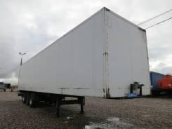 Sommer. SG-240FN - полуприцеп изотермический 2006г. в., 32 000 кг.