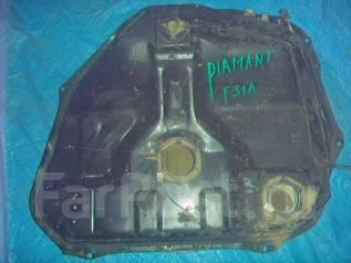 Бак топливный. Mitsubishi Diamante, F31A, F31AK Двигатель 6G73