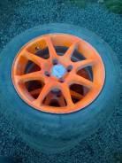 Продам комплект колес. 5.0x14 4x98.00 ET-30 ЦО 65,0мм.