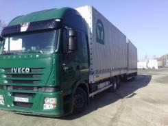 Iveco Stralis. Автопоезд Ивеко Стралис, 10 308 куб. см., 24 900 кг.