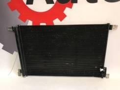 Радиатор охлаждения двигателя. Audi Q7, 4MB Двигатели: CREC, CRTC