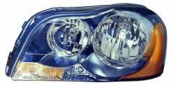 Фара VOLVO XC90 02- черная TG-773-1120L-LDEM2