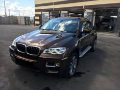 BMW X6. автомат, 4wd, 3.0 (306 л.с.), бензин, 42 000 тыс. км
