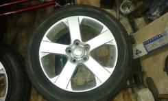 Комплект резины на оригинальных дисках Mazda R17. x17 5x114.30