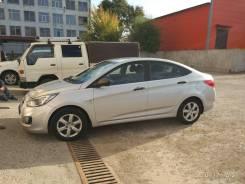 Hyundai Solaris. механика, передний, 1.6 (123 л.с.), бензин, 86 тыс. км