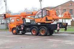Клинцы КС-55713-1К-4. Продается новый автокран Клинцы КС 55713-1К-4, 6 700 куб. см., 25 000 кг., 31 м.