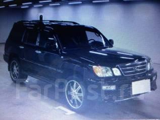 Lexus LX470. VIN JTJHTOOW343537283, 2UZ FI