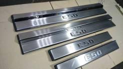 Накладка на порог. Mercedes-Benz: S-Class, CLK-Class, G-Class, M-Class, R-Class, CL-Class, E-Class, CLS-Class, SL-Class Двигатели: M113E50, M119E50