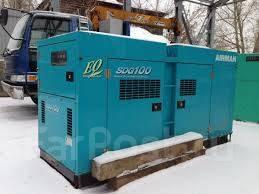 Дизель-генераторы. 6 700 куб. см.