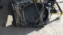 Радиатор охлаждения двигателя. Nissan Laurel Nissan Skyline Двигатели: RB25D, RB20DE, RB25DE, RB20E, RB20D, RB20DT, RB20T, RB20ET
