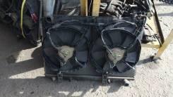 Радиатор охлаждения двигателя. Nissan Serena Двигатель SR20DE