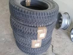 Dunlop Grandtrek. Зимние, без шипов, 2008 год, износ: 5%, 4 шт
