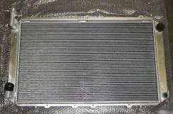 Радиатор охлаждения двигателя. Nissan Patrol, Y60 Nissan Safari, VRGY60 Двигатель TD42