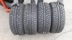 Bridgestone Ice Cruiser 7000. Зимние, шипованные, 2012 год, без износа, 4 шт