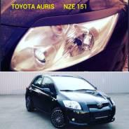 Накладка на фару. Toyota Auris, NZE151H, ZZE150, NZE151 1NZFE, 4ZZFE. Под заказ