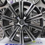 Lexus. 8.0x17, 5x150.00, ET50, ЦО 110,1мм.