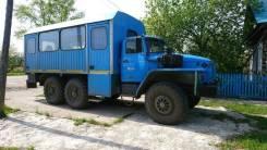 Услуги вахтового автобуса на базе автомобиля Урал. С водителем