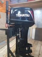 Tohatsu. 30,00л.с., 2-тактный, бензиновый, нога S (381 мм), Год: 2016 год