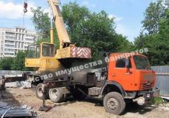 Галичанин КС-55713-1. Автокран Галичанин кс-55713-1 камаз 55111, 10 360 куб. см., 25 000 кг., 22 м.