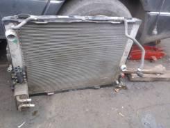 Радиатор охлаждения двигателя. BMW: X1, 1-Series, 5-Series, 3-Series, 7-Series, 6-Series, X3, X5 Двигатель N52B30