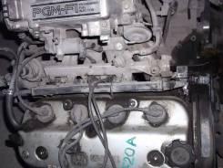 Двигатель в сборе. Honda Ascot Innova Двигатель F20A