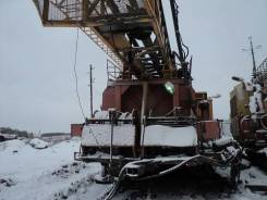 Станок буровой шарошечный СБШ-200-60, 2008. Станок буровой, 111 111 куб. см., 111 111 111 кг.
