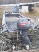 Казанка-5М2. Год: 2006 год, длина 4,50м., двигатель подвесной, 40,00л.с., бензин