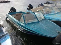 Казанка-5М. Год: 2013 год, длина 6,00м., двигатель подвесной, 40,00л.с., бензин