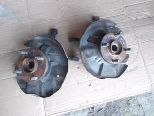 Кулак поворотный. Mazda Revue, DB3PA, DB5PA Mazda Demio, DW3W, DW5W Двигатели: B3E, B3ME
