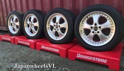 475 Bridgestone Lowenzahn DRS R17 Б/П по РФ + Лето. 7.5x17 5x114.30 ET42 ЦО 72,6мм.
