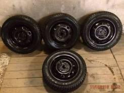 Продам колеса ниссан серена. 6.0x14 4x114.30 ET30 ЦО 66,0мм.