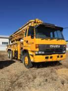 Isuzu Giga. Продается бетононанасос Isuzu GIGA 1996 г. в. подача 27 м, 19.000 куб., 10 000 куб. см., 27 м.