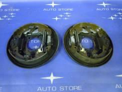 Щиток тормозного диска. Subaru Impreza, GH7, GH6, GH3, GH Двигатели: EJ20, EL15, EJ203, EJ154