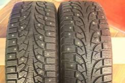 Pirelli Winter Carving Edge. Зимние, шипованные, 2014 год, износ: 10%, 2 шт