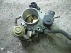 Заслонка дроссельная. Nissan Primera, HP11 Двигатели: SR20DE, SR20DEH, SR20DEL
