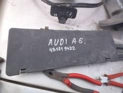 Крышка аккумулятора. Audi A6, C5