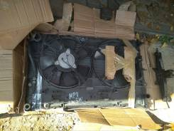 Радиатор охлаждения двигателя. Mazda MPV, LW3W
