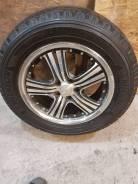 Продам комплект колес на литых дсках всесезонных. 7.0x17 5x114.30 ET35 ЦО 60,1мм.