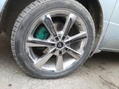 Продам колеса на зимней резине. x17 5x114.30