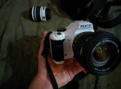 Pentax K-x. 10 - 14.9 Мп