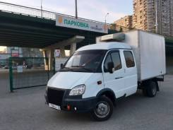 ГАЗ 330232. Газ 330232, 2 700 куб. см., 1 350 кг.