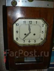 Старинные часы с боем. Оригинал