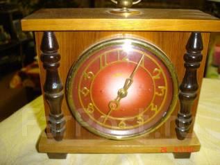 Часы настольные старинные. Оригинал